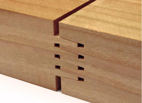 Keo ghép dọc ghép được mọi loại gỗ